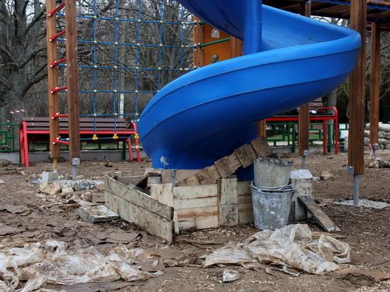 В Севастополе реконструкция игрового комплекса может обернуться трагедией