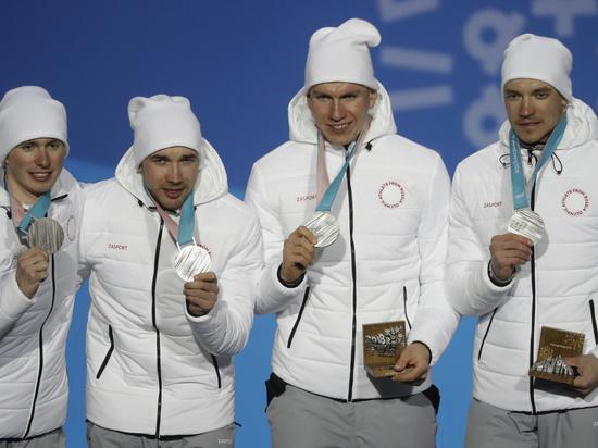 Россия навострила лыжи