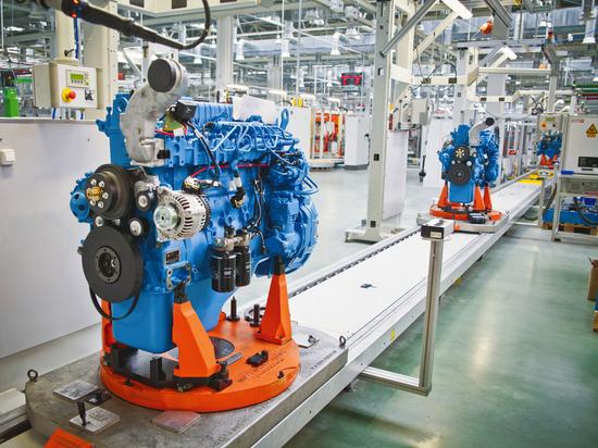 Моторы для «Мерседес» делают в Ярославле