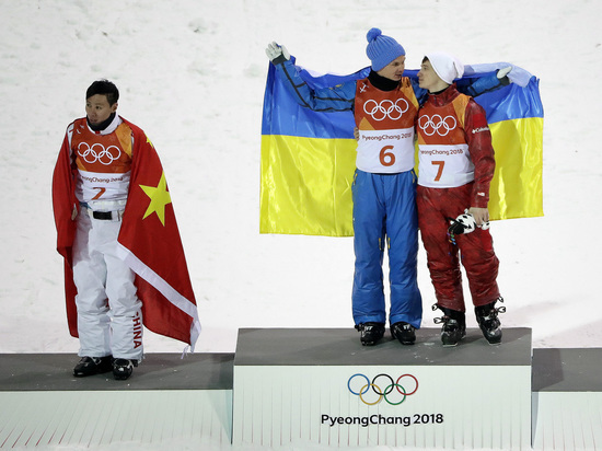 Буров объявил одружбе сукраинским спортсменом Абраменко