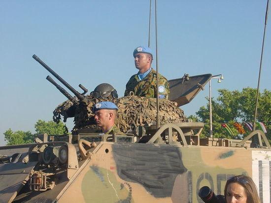 белорусские миротворцы