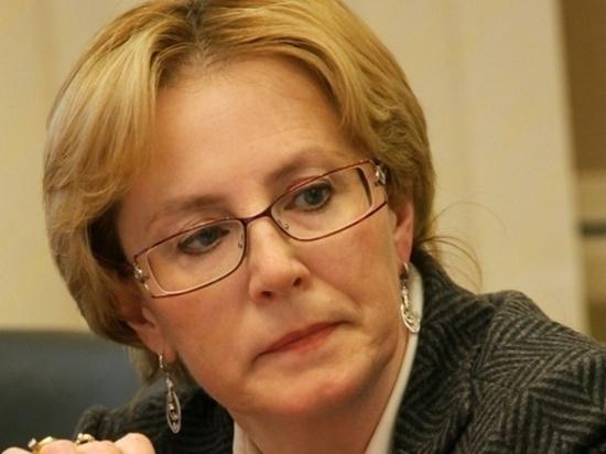 В Саранск прибыла с рабочим визитом глава Минздрава РФ Вероника Скворцова