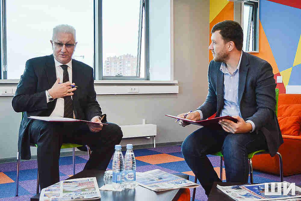 """Соглашение между АГУ и """"Информационным штабом"""" о сотрудничестве"""