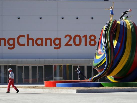 Биатлонистка Домрачева потеряла флаг Республики Беларусь нафинише истала чемпионкой
