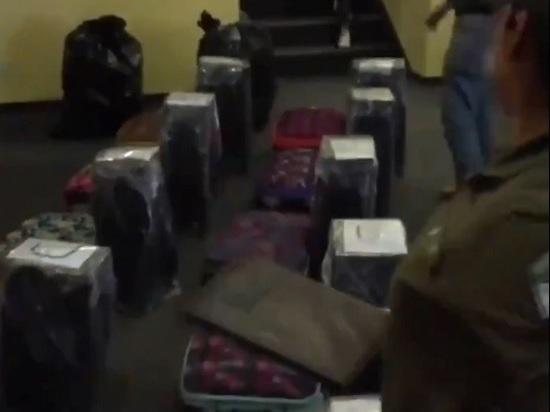 Чемоданы с «кокаином» в российском посольстве в Аргентине: спецслужбы разоблачили схему