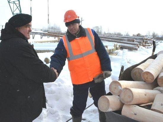 Возрожденный Леспромснаб пообещал 120 новых рабочих мест