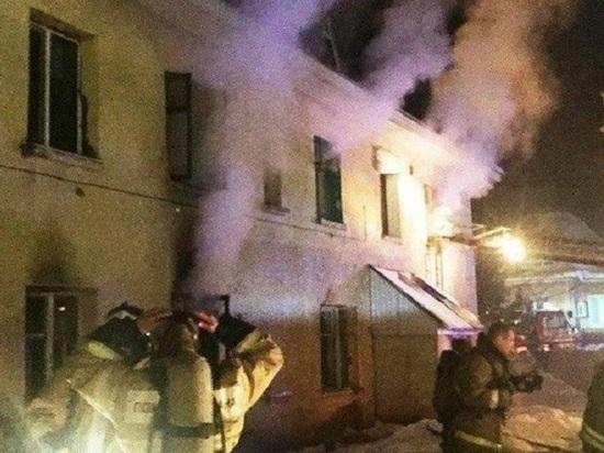 Причинами пожаров в Татарстане стали нарушения эксплуатации электрооборудования и поджоги