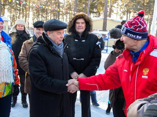 Калужский губернатор Артамонов намерен получить золотой значок ГТО