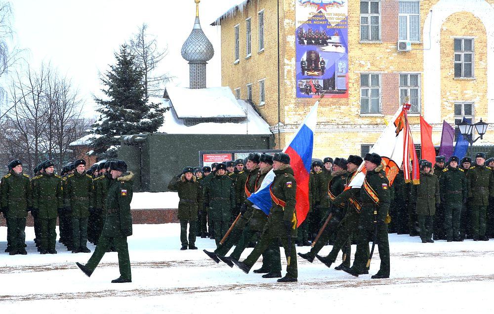 Костромская область отметила День защитника Отечества митингами и концертами