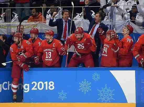 Ковальчук посвятил золотую медаль Олимпиады-2018 своему отцу