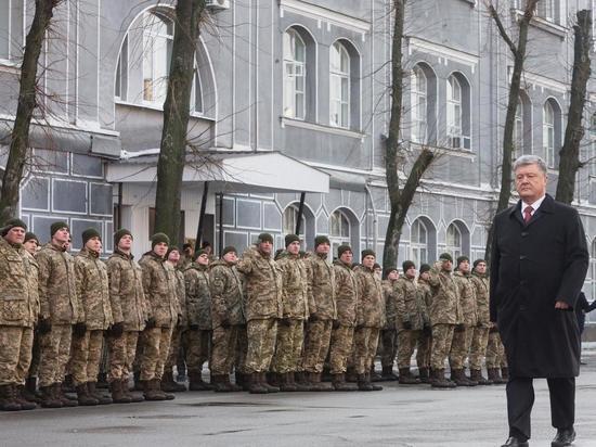 Порошенко выступил против миротворцев из Республики Беларусь наДонбассе