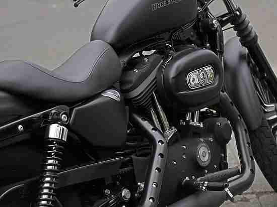 Мотоциклы признали самым грязным и опасным для здоровья транспортным средством