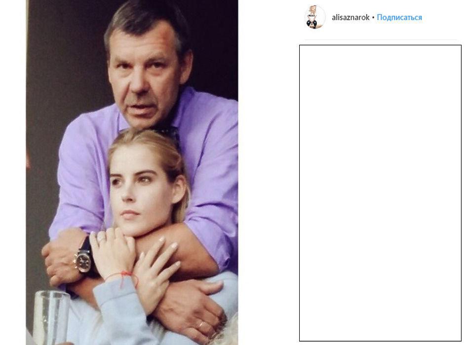 Дочь тренера российской сборной Олега Знарока оказалась настоящей красавицей