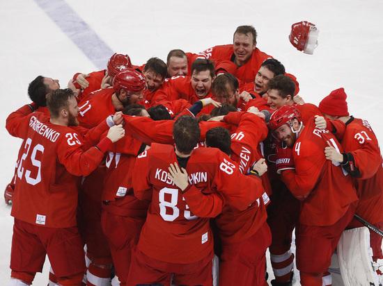 Американская газета обвинила российских хоккеистов в нарушении правил на Олимпиаде