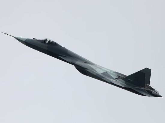 Минобороны призналось, зачем перебросило вСирию Су-57
