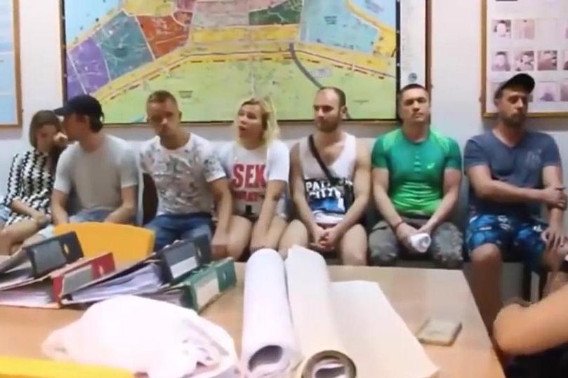 Штраф за занятие сексом в общественном месте в россии