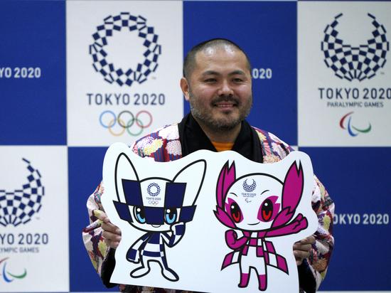 Японские школьники выбрали уникальные символы Олимпиады