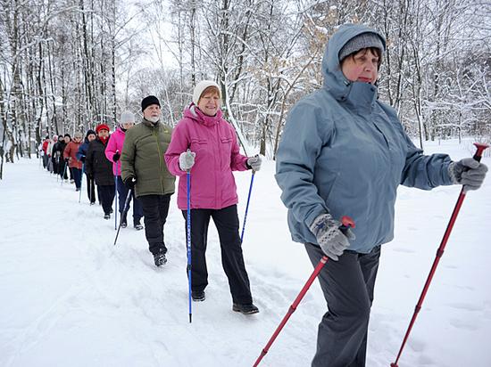 Столичных пенсионеров ждут в фитнес-клубах