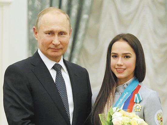 Илья Ковальчук на встрече с Путиным: