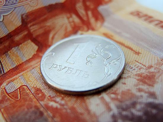 Доллар нацелился на 60 рублей