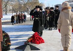 В Серпухове отметили День защитника Отечества