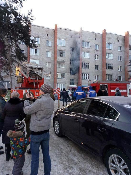 Взрыв газа с погибшими в Раменском: эпицентр в квартире бабушки