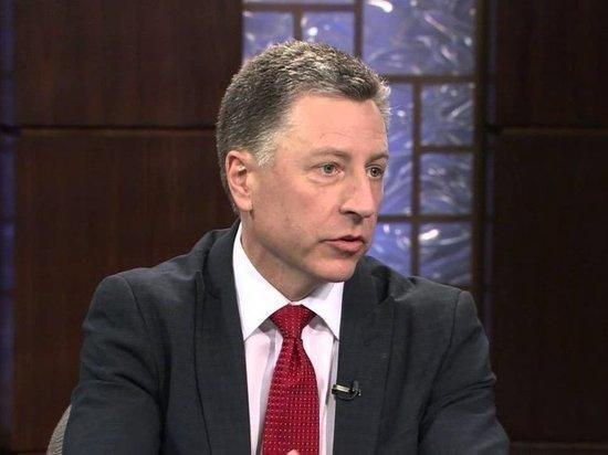 Созданные Россией «Л/ДНР» должны пропасть  — Волкер
