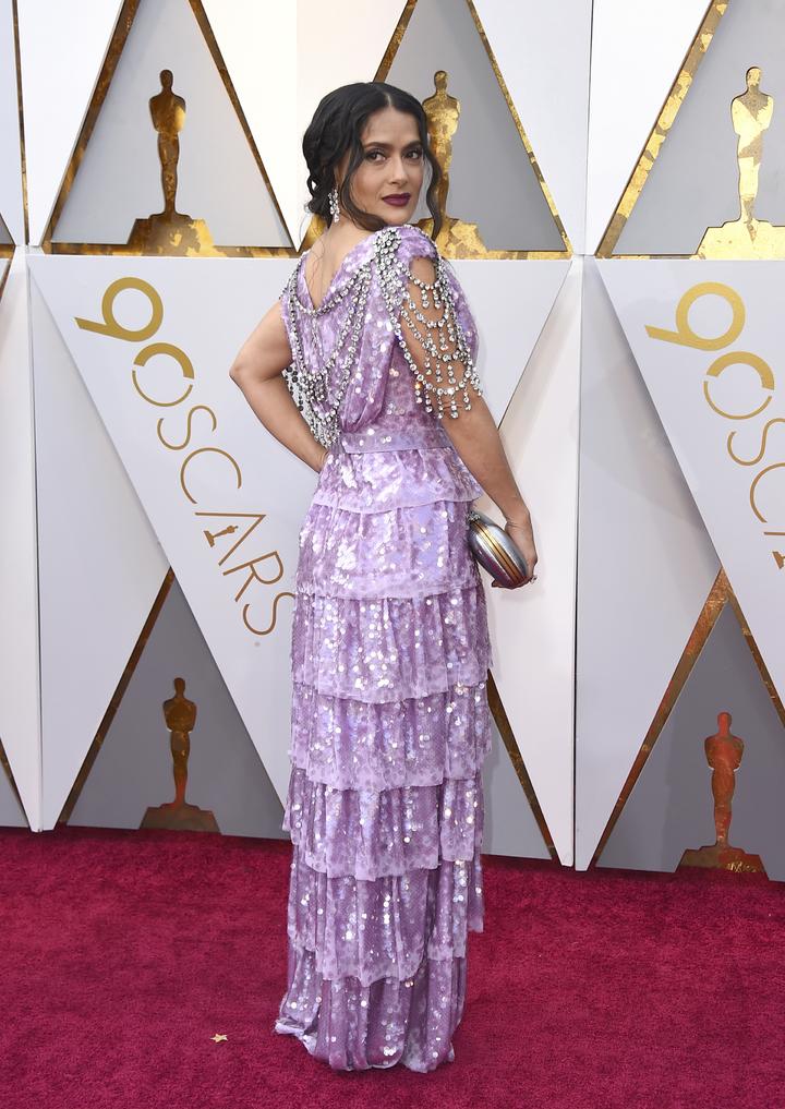"""Наряды - вырви глаз: эксперты оценили наряды на церемонии """"Оскара"""""""