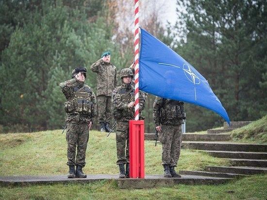 ВВосточной Европе находится 12 тыс. военнослужащих НАТО, сообщили вОДКБ