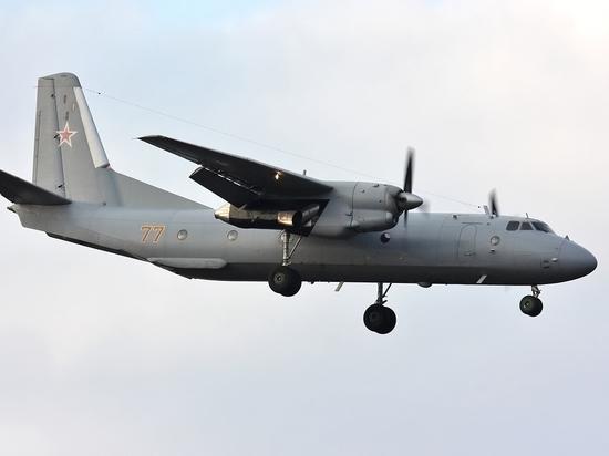 Возможной причиной крушения Ан-26 назвали сдвиг ветра