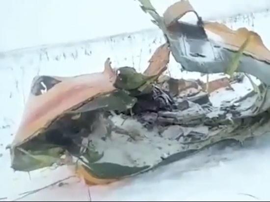 СМИ опубликовали расшифровку последнего разговора пилотов разбившегося Ан-148