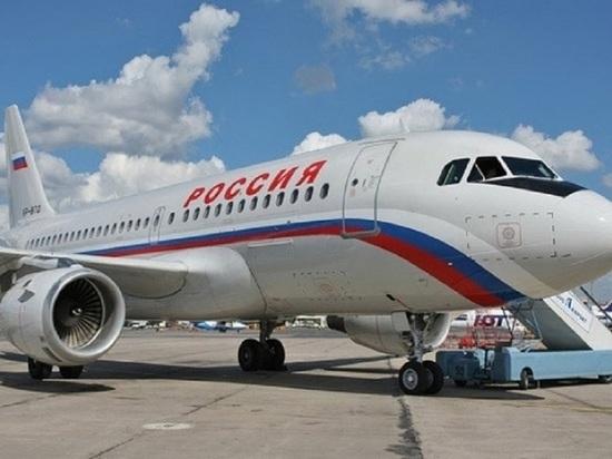 Boeing 737-800 впервые приземлится в Калуге