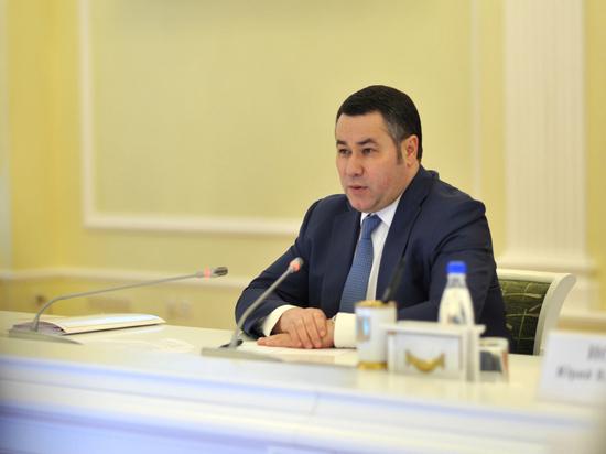Дорожная тема вновь укрепила губернатора Тверской области в рейтинге