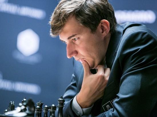 Гроссмейстер Сергей Карякин: «Шансов выиграть у робота нет, если только не стать супер роботом»