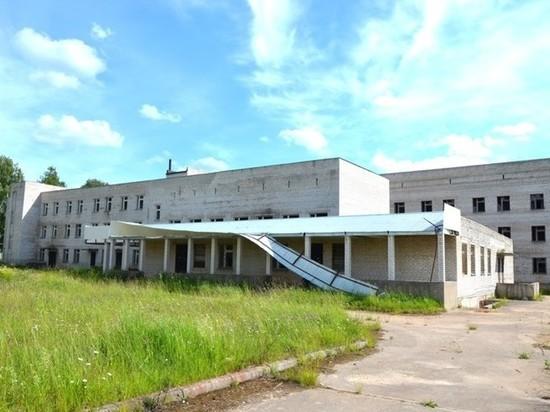 Губернатор отложил завершение строительства районной ЦРБ в Тверской области