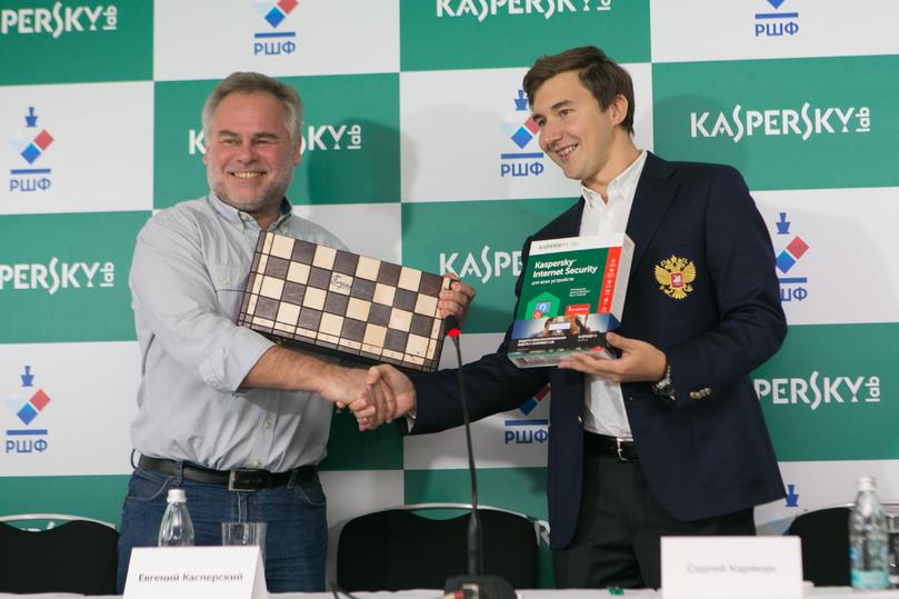1-ый  шаг сделал президент Армении— Шахматный турнир претендентов