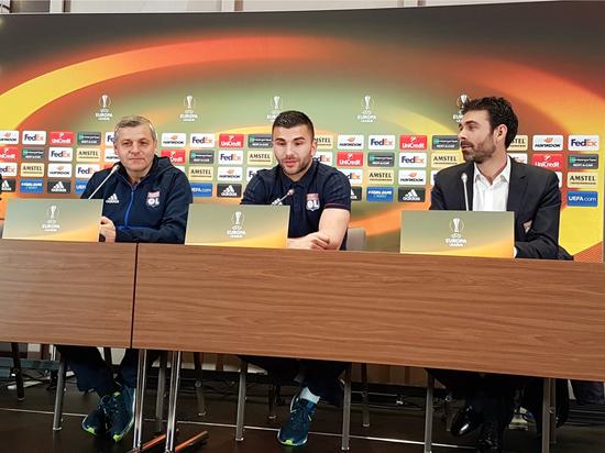 Тренер «Лиона» перед матчем с ЦСКА: «Нас бы устроила победа!»