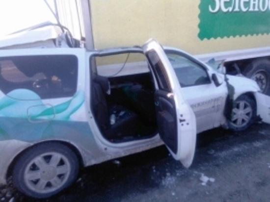 В Татарстане на трассе М7 произошла смертельная авария