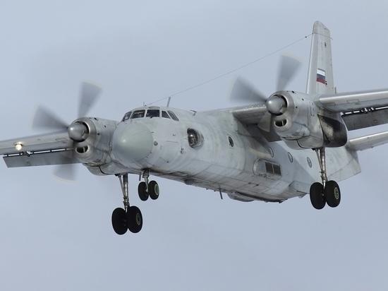 СМИ назвали техническую причину авиакатастрофы Ан-26 в Сирии
