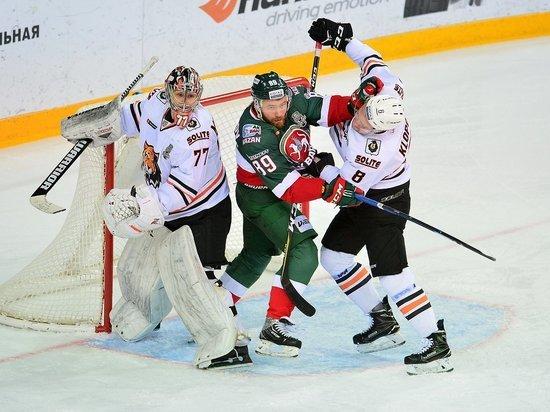 «Ак Барс» вышел в полуфинал «Востока» КХЛ