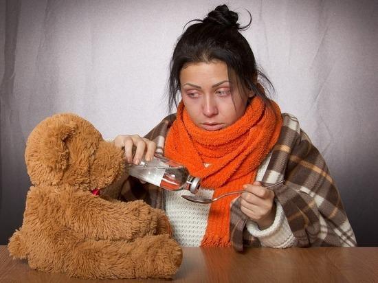 Чихать хотели на грипп: омичей призывают укреплять иммунитет