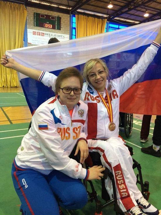 Единственная медаль команды России по парабадминтону из Испании едет в Ставрополь