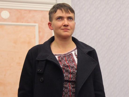 СМИ: Савченко хотят обвинить в подготовке госпереворота на Украине