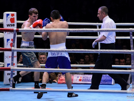 В Перми сборная России по боксу нанесла сокрушительное поражение команде Казахстана