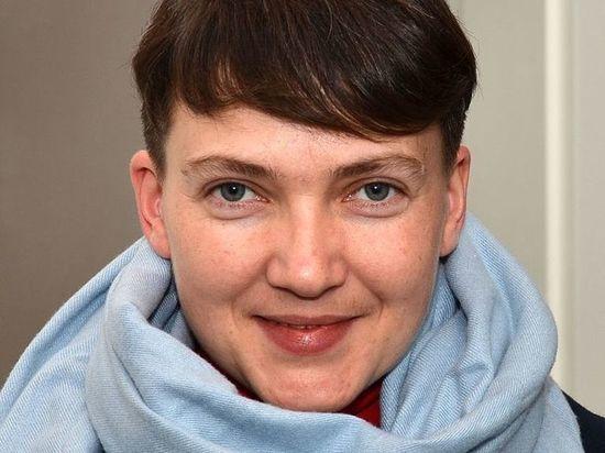 «Сбежавшая в Россию» Надежда Савченко нашлась