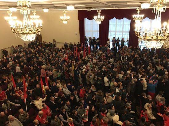 Павел Грудинин в Казани: Люди сами должны решать, какой язык им учить