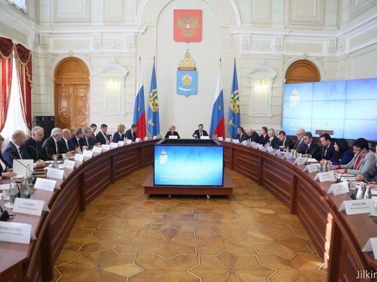 Голодец похвалила руководство Астраханской области  за хорошие результаты