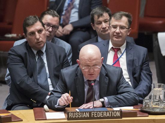 Россию обвинили в использовании химоружия: перепалка в ООН
