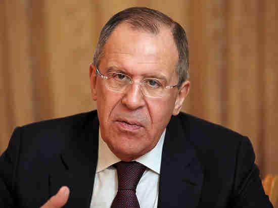 """Лавров оценил совет британского министра """"отойти и заткнуться"""""""