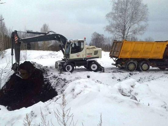 В Ярославской области ликвидируют свалку токсичных металлургических отходов